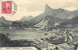 Pays Div : Ref M373- Bresil - Brasil - Rio De Janeiro  - Carte Bon Etat  - - Rio De Janeiro