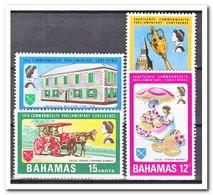 Bahama's 1968, Postfris MNH, Parliamentary Commonwealth Conference - Bahama's (1973-...)