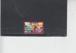 MALTA  1981 - Unificato  632** -  Vendemmia - Malta