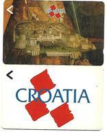 @+ Lot De 2 Anciennes Cartes De Croatie GPT (voir Verso) - Croatie