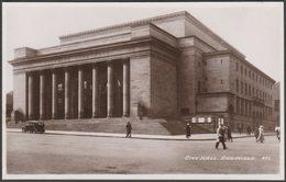 City Hall, Sheffield, Yorkshire, C.1930s - Bamforth RP Postcard - Sheffield