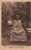 UNE VEUVE DE BEHANZIN - Dahomey