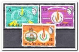 Bahama's 1968, Postfris MNH, International Year Of Human Rights - Bahama's (1973-...)