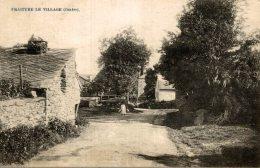 Fraiture - Le Village - Centre - E.Desaix - 2 Scans - Tinlot