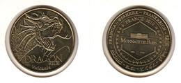 63 VULCANIA  2010   Monnaie De Paris - Monnaie De Paris