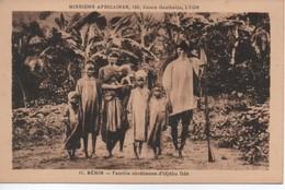 11 BENIN  FAMILLE  CHRIENNE  D AIDJEBU  ODE - Benin