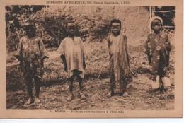 14 BENIN ENFANTS CATECHUMENES  A EKITI ODO - Benin