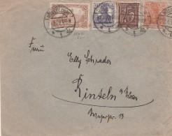 Deutsches Reich Brief 1922 - Non Classés