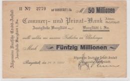 Deutsches Reich INFLA Biljet 1923 - Non Classés