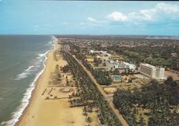 TOGO---hôtel LE BENIN Et Palais Présidentiel--voir 2 Scans - Togo
