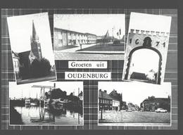 Oudenburg - Groeten Uit Oudenburg - Multiview - Nieuwstaat - Oudenburg