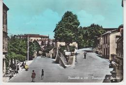 A849 /   PENNABILLI  / Passeggiata Ai Giardini  1962 ( Vespa ,scooter ) - Rimini