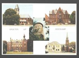 Oostkamp - Groeten Uit Oostkamp - Hertsbergen / Ruddervoorde / Waardamme - Multiview - Beernem