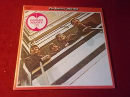 THE BEATLES  °  1962 / 1966  DISQUES ROUGES  TIRAGE LIMITE  ALBUM  DOUBLE  1973 - Vinyl Records