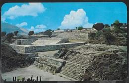 MESSICO - ZONA ARCHEOLOGICA DI YAGUL, OAXACA - FORMATO PICCOLO - VIAGGIATA1990 - Messico