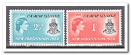 Kaaiman Eilanden 1959, Postfris MNH, New Constitution 1959 - Kaaiman Eilanden
