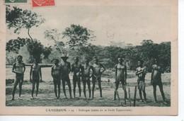 CAMROUN  29 BABINGAS  NAIN DE LA FORZT  EQUATORIALE DOS VERT - Cameroun
