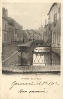 """1 CpaProvins """"pionnière"""" - Provins"""