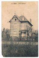 CPA Rare : NAMUR BEEZ - Villa ADRIANO - Namur