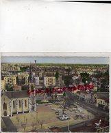 33- MERIGNAC PRES BORDEAUX- PLACE DU BOURG ET AVENUE DE LA LIBERATION -GARAGE G. DAVID MOBILOIL-GIRONDE - Merignac
