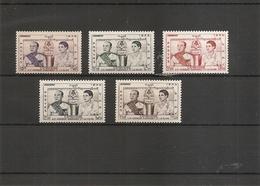 Cambodge ( 52/56 XXX -MNH) - Cambodia