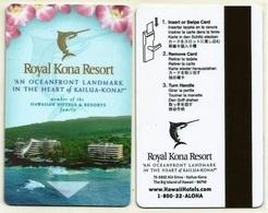 United States / USA Hotelkarte Keycard Aus Kailua Auf Hawaii / USA - Hotel Keycards