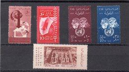 AEGYPTEN 1959 ** - Egypt