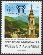 Soccer Football Argentina #1322 1978 World Cup Argentina MNH ** - Coupe Du Monde