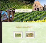 """BLOC SOUVENIR PHILATELIQUE N° 135 """"FRANCE - PHILIPPINES"""" Neuf Luxe Sous Blister. - Neufs"""