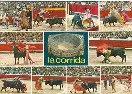 La Corrida - Spain.  # 07767 - Corrida
