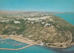 TUNISIE SIDI BOU SAID  LE VILLAGE ET LE PORT (dil398) - Tunisie