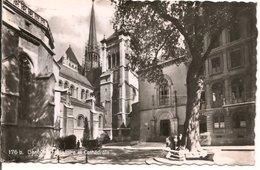 L150B379 - Genève - Consistoire Et Cathédrale - Editions Sartori N°176 B - GE Genève