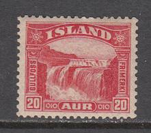 Iceland MNH Michel Nr 151 From 1931 / Catw 30.00 EUR - Ongebruikt