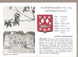 Brasschaat Wapenkaart (e863) - Brasschaat