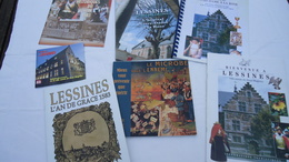 Lessines : Documentation Soignée Concernant Certaines  Activités Touristiques + L'hôpital N.D. à La Rose (voir Détails) - Cultuur