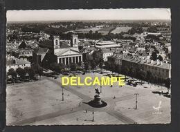 DF / 85 VENDÉE / LA ROCHE SUR YON / VUE AÉRIENNE DE LA PLACE NAPOLÉON / CIRCULÉE EN 1964 - La Roche Sur Yon