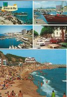 Arenys De Mar  2 Cards.  Spain  # 07774 - Spain