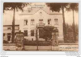 REMOIVILLE ..--  Maison LONCLEZ . 1913 Vers SERAING ( Mme LOCHTMANS ) . Voir Verso . - Vaux-sur-Sûre