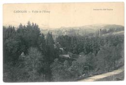 71 Cadolon, Vallée De L'étang, Carte Inédite (A4p35) - France