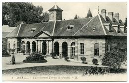 70 : LUXEUIL - L'ETABLISSEMENT THERMAL (LA FACADE) (LL) - Luxeuil Les Bains