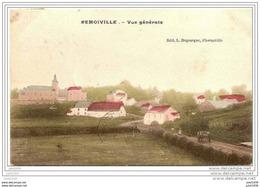 REMOIVILLE ..--  Vue Générale .  1908 Vers ETTERBEEK ( Mr Joseph SULBOUT ) . Voir Verso . - Vaux-sur-Sûre