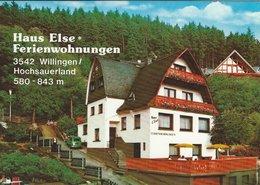 Haus Else - Ferienwohnungen. Willingen Germany.  # 07778 - Hotels & Restaurants