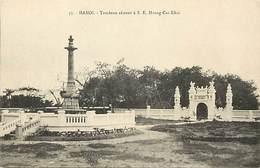 Pays Div : Ref M327- Viet Nam - Vietnam - Hanoi - Tombeau Reserve A S E Hoang Cac Khai  - Carte Bon Etat - - Viêt-Nam