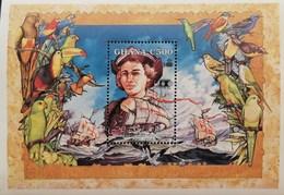 "Ghana  1992 World Columbian  Stamp Expo ""92.Chicago S/S - Ghana (1957-...)"