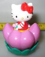 HELLO KITTY TIMBRO 2011 KINDER - Ü-Ei
