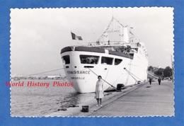 Photo Ancienne Snapshot - AJACCIO ( Corse ) - Bateau Renaissance à Quai - Juin 1967 - Boat Ship Paquebot - Boats
