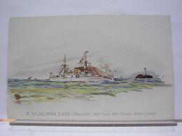LOT 1106 - BATEAUX - 22 IMAGES CHROMO FORMAT CPA - Schiffe