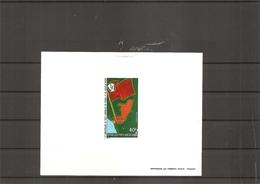 Congo Brazzaville - Drapeau Rouge ( PA 184 En épreuve De Luxe à Voir) - Ongebruikt