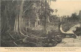 Pays Div : Ref M322- Cambodge -angkor -peinture De Louis Dumoulin  - Carte Bon Etat - - Cambodge