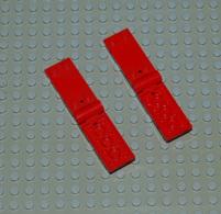 Lego Lot Charniere Rouge Ref 3149c01 - Lego Technic